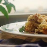 Chanterelle Pie