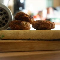 Estonian Meat Balls.Kotlet