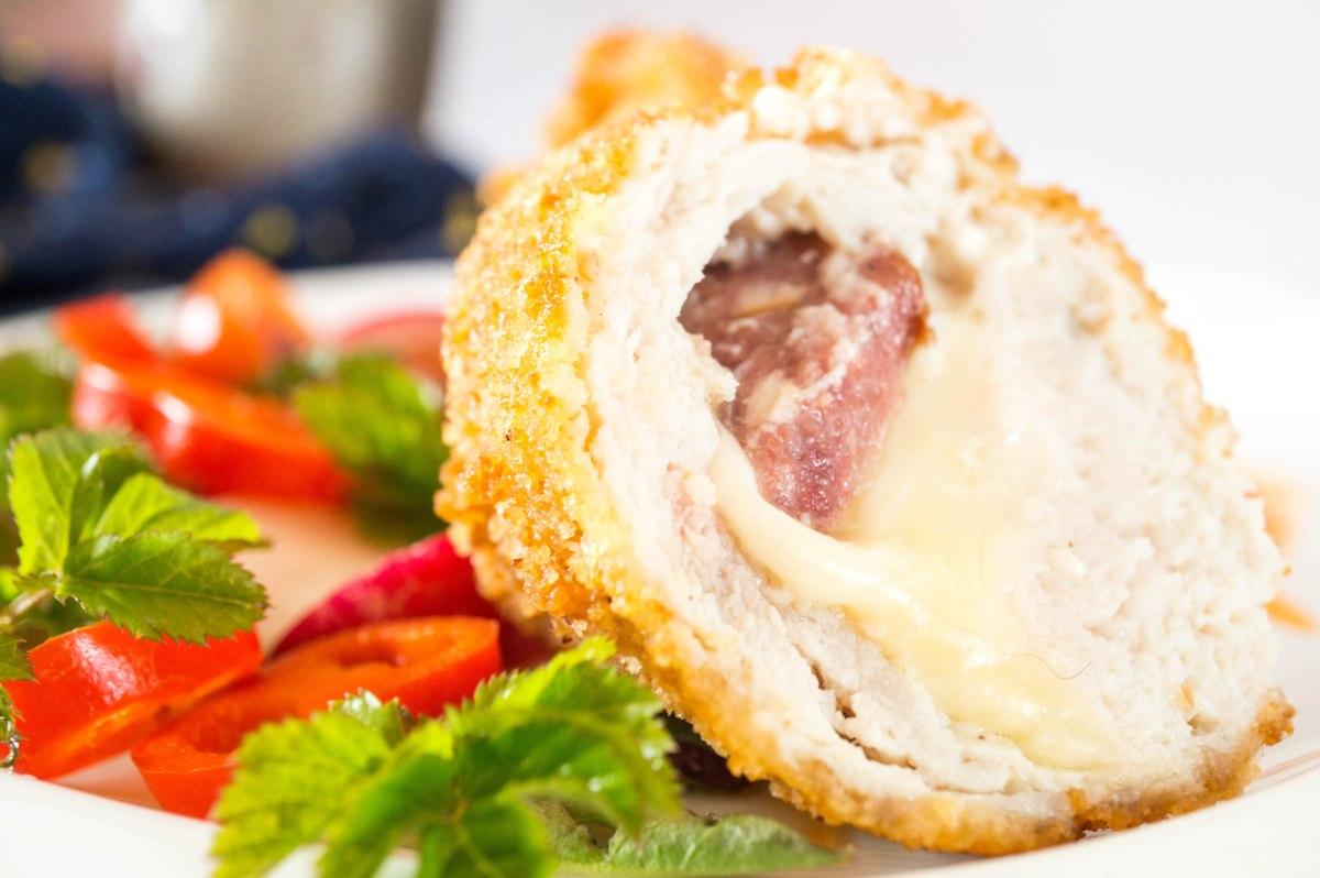 #recipeswap Croatian Zagreb schnitzel