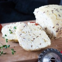 How To Do Estonian Quark Cheese with Caraway Seeds. Sõir.
