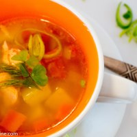Simple Fish Soup