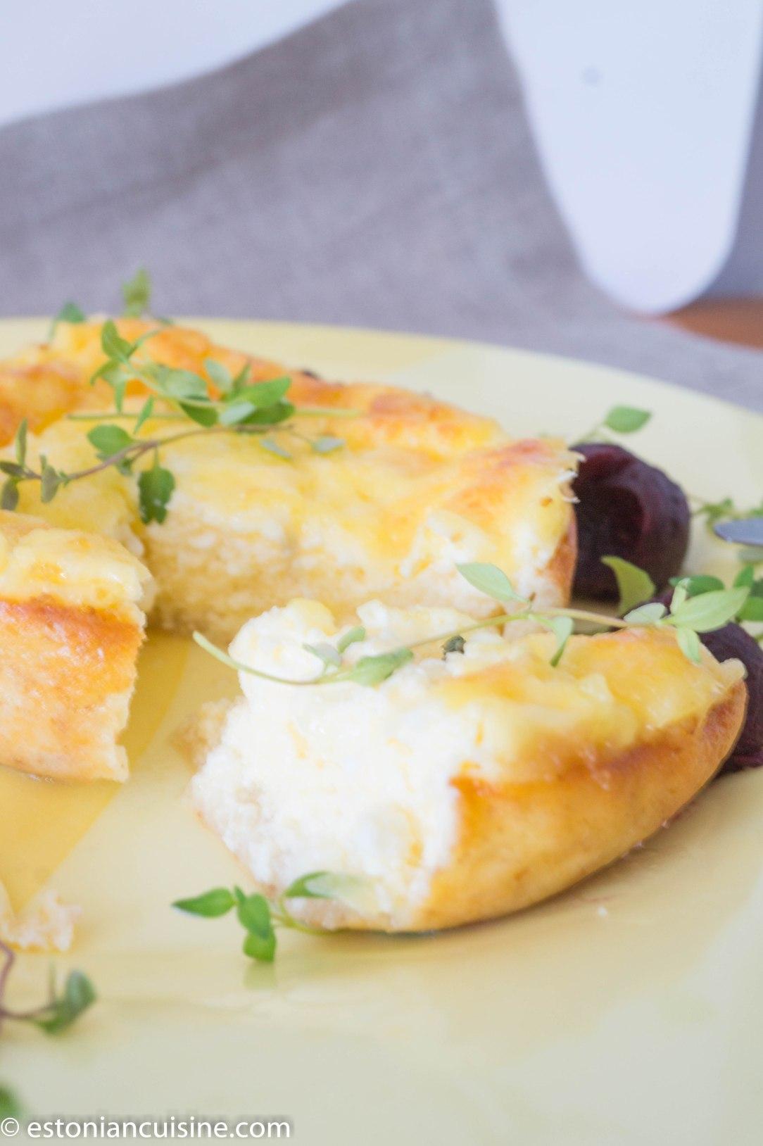 cottage cheese pie (13)