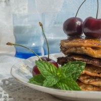 Buckwheat Pancakes. Tatrapannkoogid