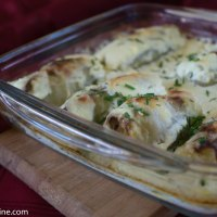 Stuffed Cabbage Rolls. Kapsarullid